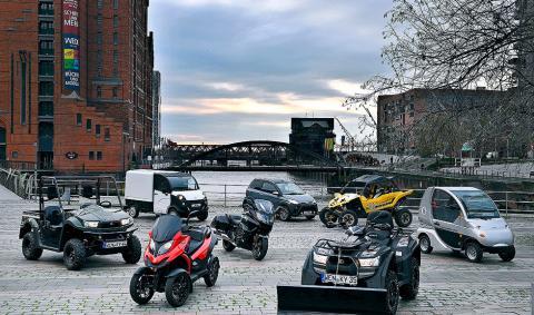 8 vehículos raros