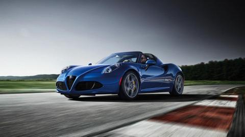 Alfa Romeo 4C Competizione e Italia