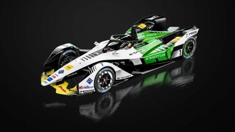 Audi Formula E 2019