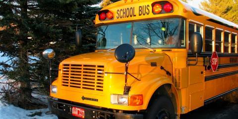 autobus escolar amarillo