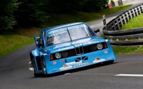 BMW 320 Turbo Grupo 5