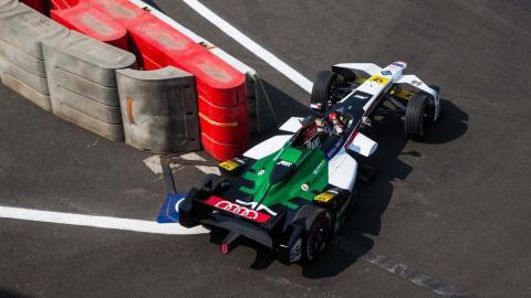 Fórmula E 2018, México: Daniel Abt da la primera victoria
