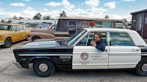 Extras de acero: coches para Hollywood