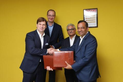 Ford y Mahindra unen fuerzas para crear un SUV