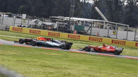 Hamilton, Red Bull y Vettel