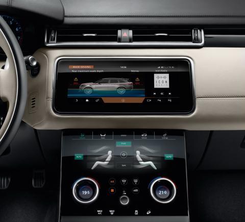 Jaguar Land Rover se alía con Blackberry