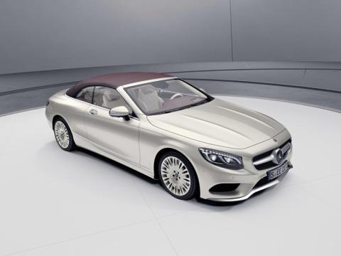 Mercedes Clase S Coupé y Cabrio Exclusive Edition