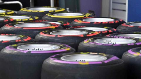 Neumáticos F1 Australia