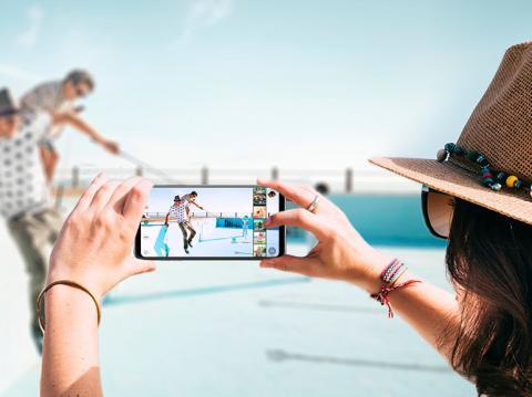 ¿Se obtienen resultados profesionales con la cámara de un móvil?