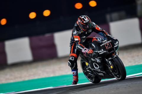 Petrucci quiere un puesto como piloto oficial de Ducati