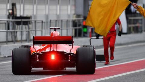Pretemporada Ferrari F1