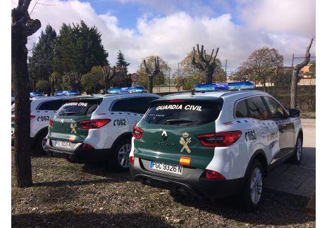 Renault entrega 180 unidades del Kadjar a la Guardia Civil