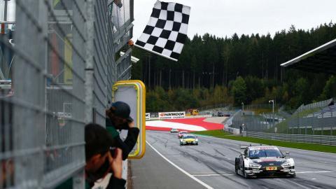 Rene Rast DTM Audi