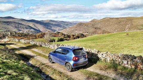 Rutas en coche: Cantabria
