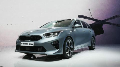 Salón de Ginebra 2018 Los 5 coches más asequibles Kia Ceed