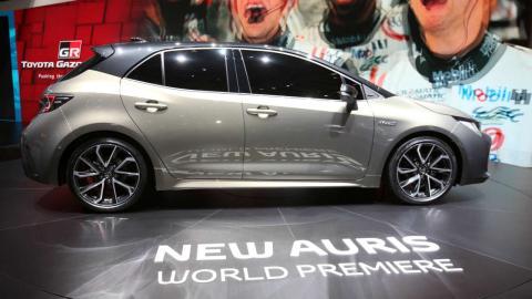 Salón de Ginebra 2018 Los 5 coches más asequibles Toyota Auris
