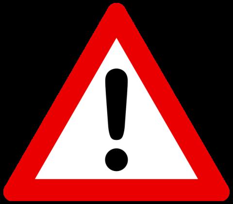 Señal de tráfico: otros peligros