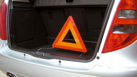 Triángulos de emergencia