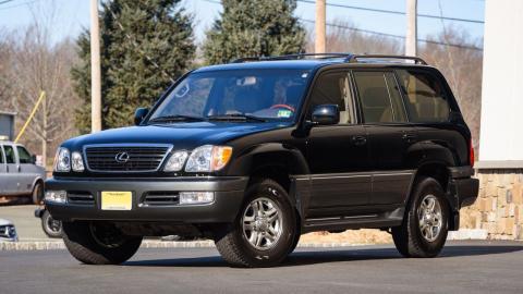Venta Lexus LX 470 2001