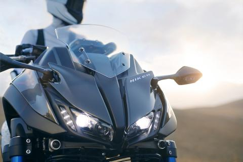 Yamaha quiere fabricar un nuevo trirueda compatible con el A2