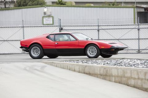 24 coches de la colección privada de Carroll Shelby, a subasta