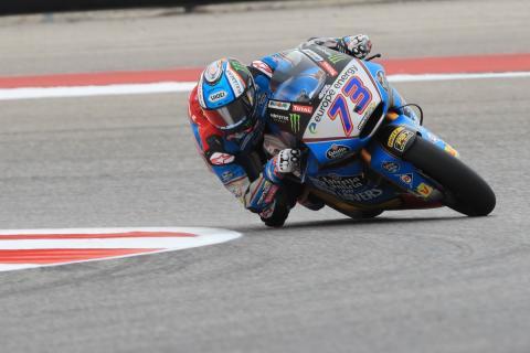 Álex Márquez - Clasificación Moto2 Austin 2018