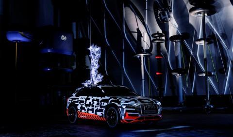 Audi e-tron al detalle