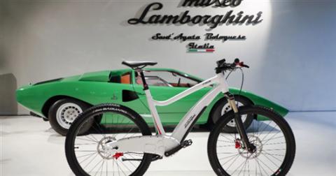 Bicicletas Lamborghini