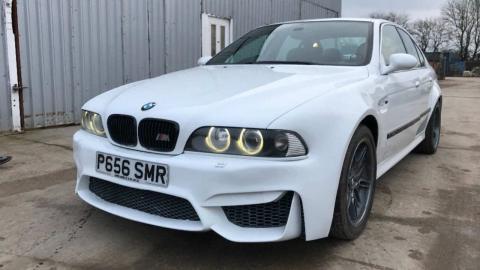 BMW M5 Frankenstein