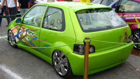 Coches tuning ITV 2018