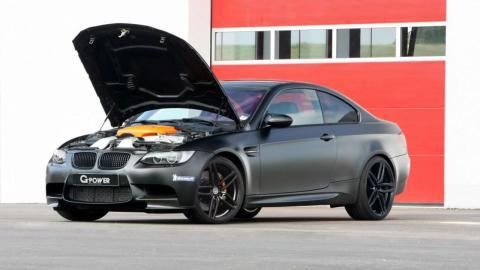 G-Power BMW M3 E92 turbo