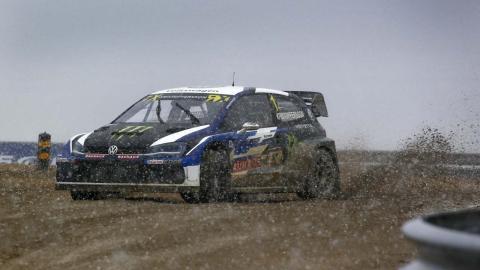 Kristoffersson Rallycross