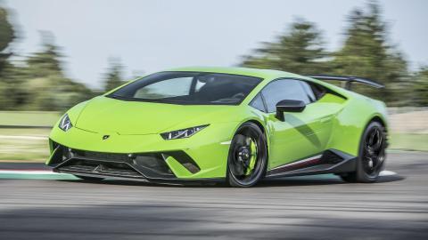 Lamborghini consumos