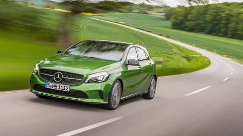 Mantenimiento Mercedes Clase A