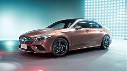 Mercedes Clase A L Berlina
