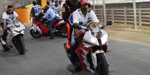 Motos del Circuito de Bahréin