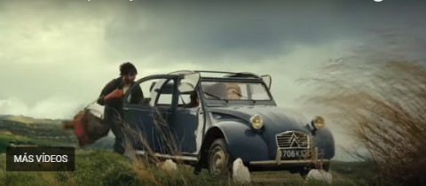 Música del anuncio de Citroën 2018