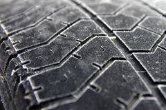 Neumático congelado