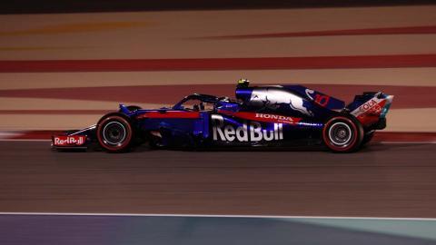 Pierre Gasly, piloto de Toro Rosso