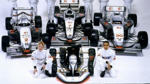 Programa de pilotos de McLaren