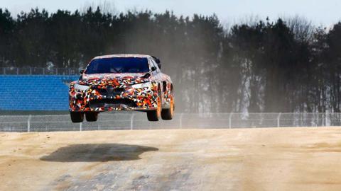 Renault Rallycross