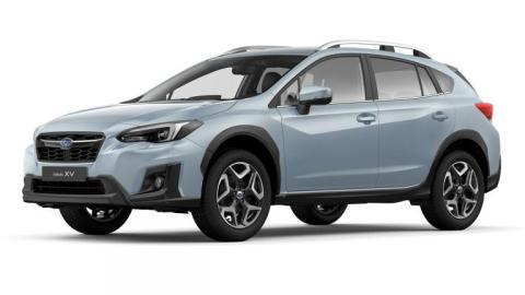 Subaru Evoltis: ¿nuevo híbrido enchufable de Subaru?