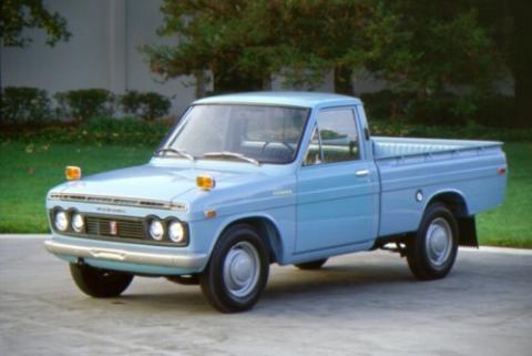 Toyota Hilux 1 generación