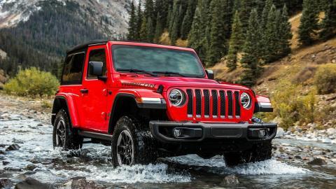 virtudes y defecto Jeep Wrangler 2018