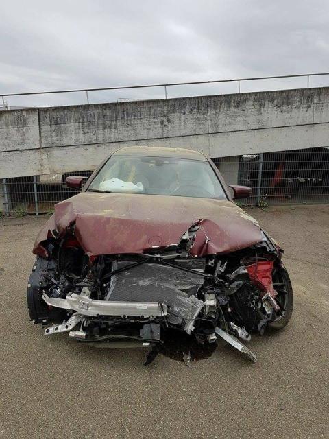BMW M5 First Edition estrellado