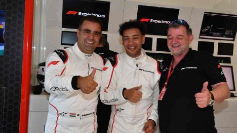 Charaf Eddin F1