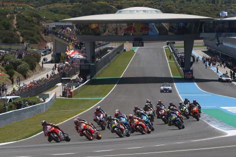 ¿Cómo esta la parrilla de MotoGP para 2019?