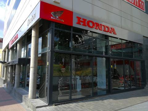 Concesionario oficial Honda Motocicletas en Madrid