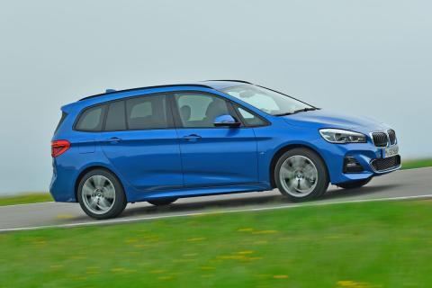 Facelift: BMW Serie 2 Active Tourer y Gran Tourer