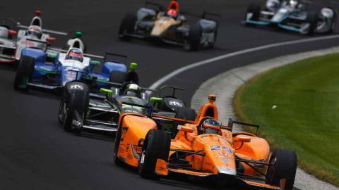 ¿Fernando Alonso en la Indycar en 2019?